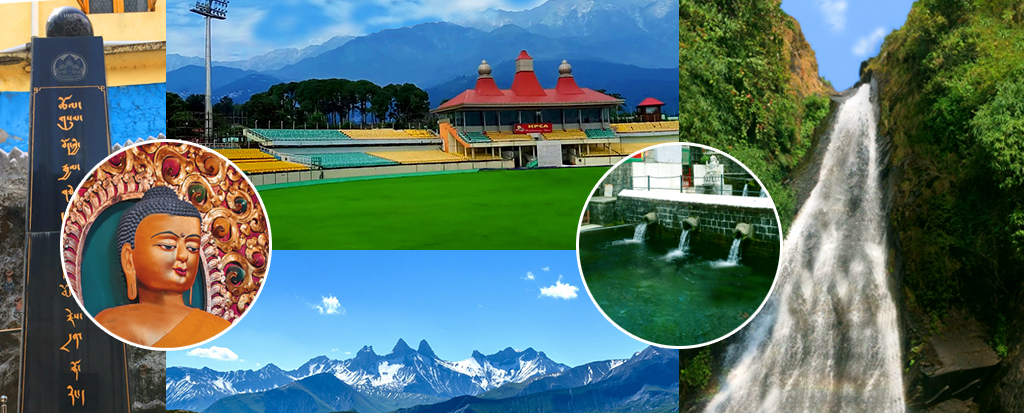 places of attractions in dharamsala